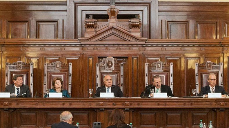 La Corte suma repudios por el fallo que beneficia a represores.