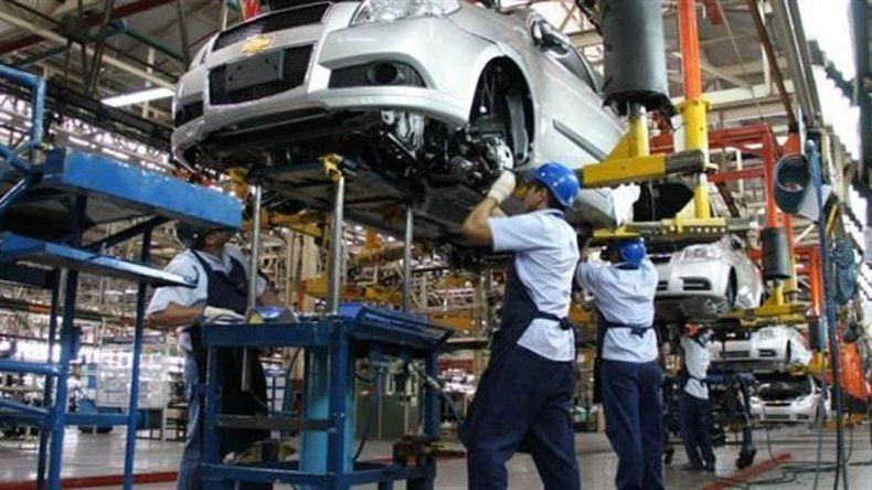 Mejoró el uso de la capacidad industrial.