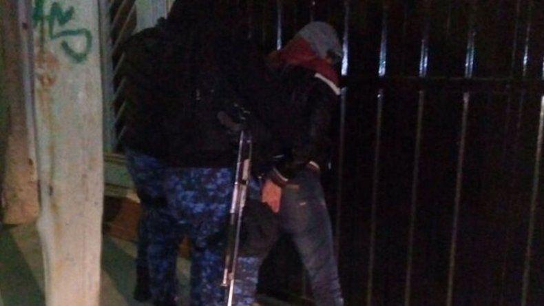 Detuvieron a Piri Alanís, llevaba seis meses prófugo por el asesinato de Leito Vidal
