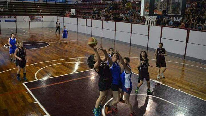 El básquet femenino continuará esta tarde con la disputa del torneo Patagonia Sur.