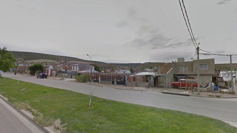 Allanaron una casa en el San Cayetano y detuvieron a un hombre