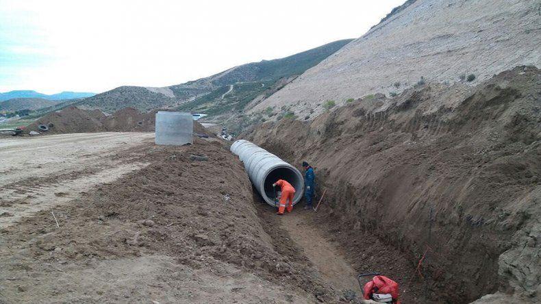 Esta semana podría rehabilitarse el camino Roque González