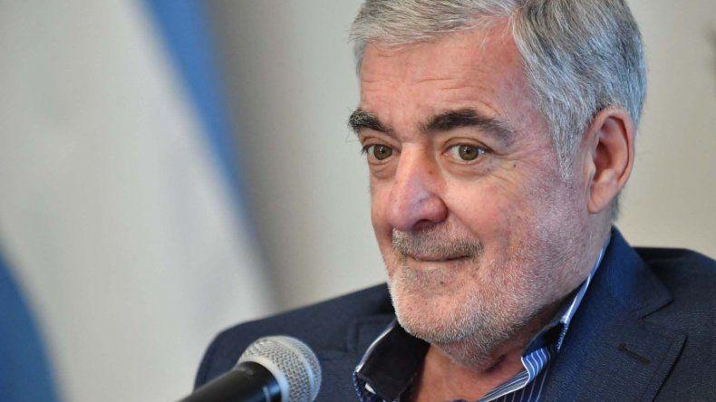 Mario Das Neves anunció más obras para Puerto Madryn.