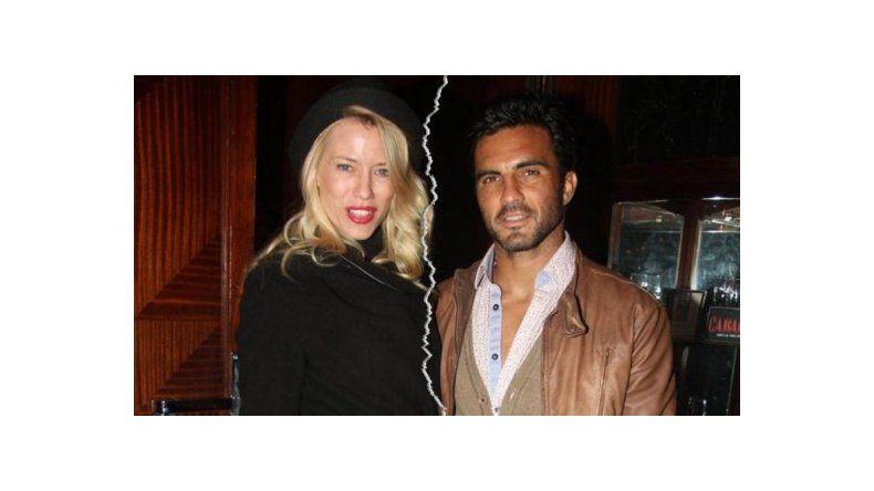 Fabián Cubero, molesto por el viaje de Nicole Neumann y Facundo Moyano