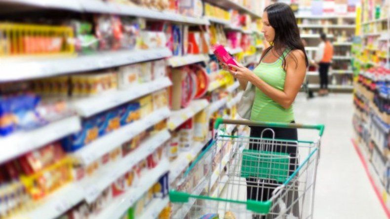 La inflación de abril fue de 2,6%, según el INDEC
