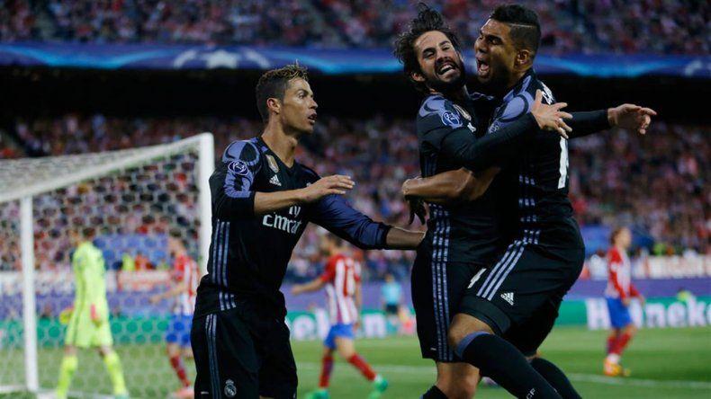 Real Madrid una vez más en una final de Champions League