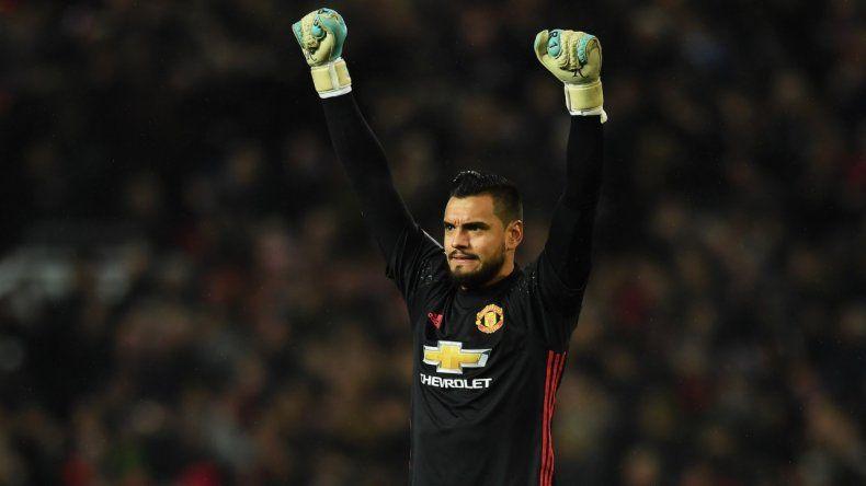 El Manchester de Romero está en la final de la Europa League