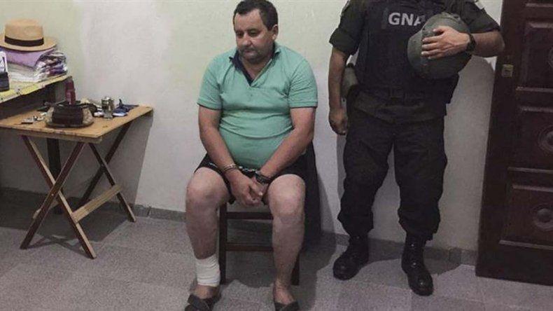 Procesan por narcotráfico al ex intendente de Itatí y se complica su situación.