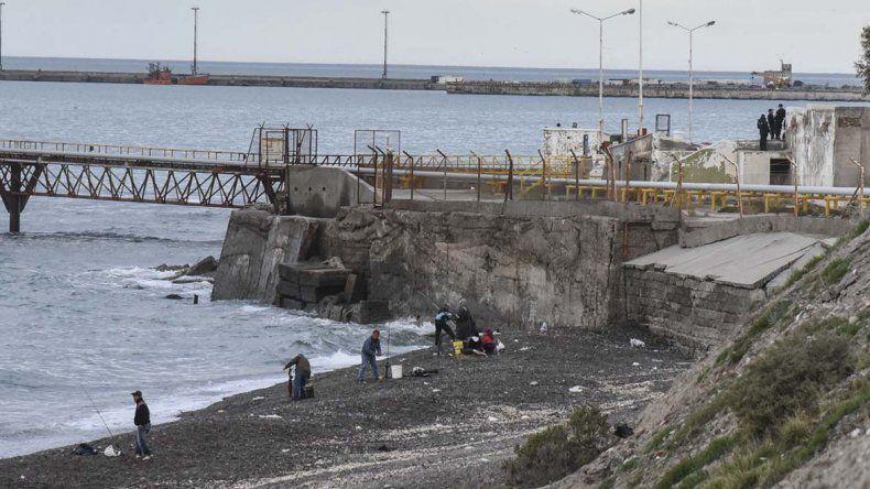 Se ahogó un hombre al sur de  la Playa de Tanques de Km 3