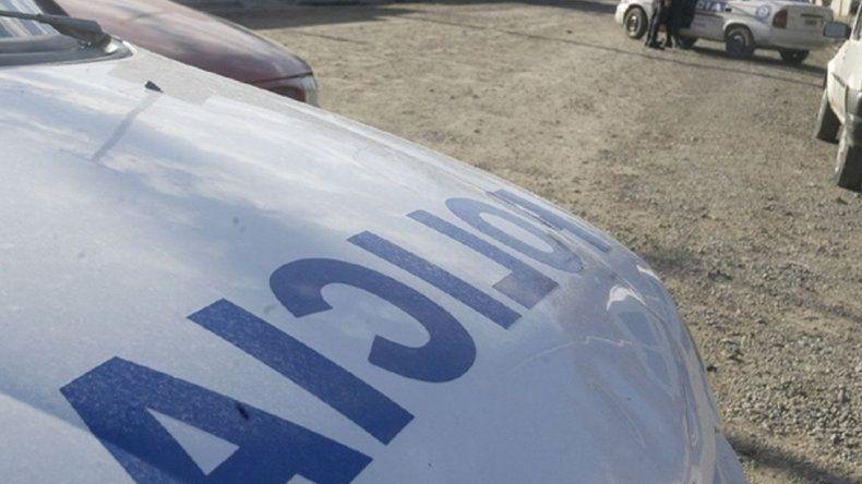 Detuvieron a dos delincuentes tras una persecución policial