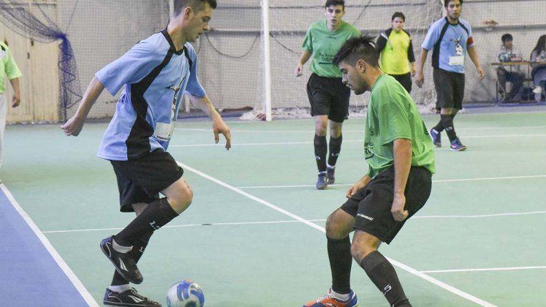 El futsal de la Categoría Principal jugó la séptima fecha del Apertura en B1