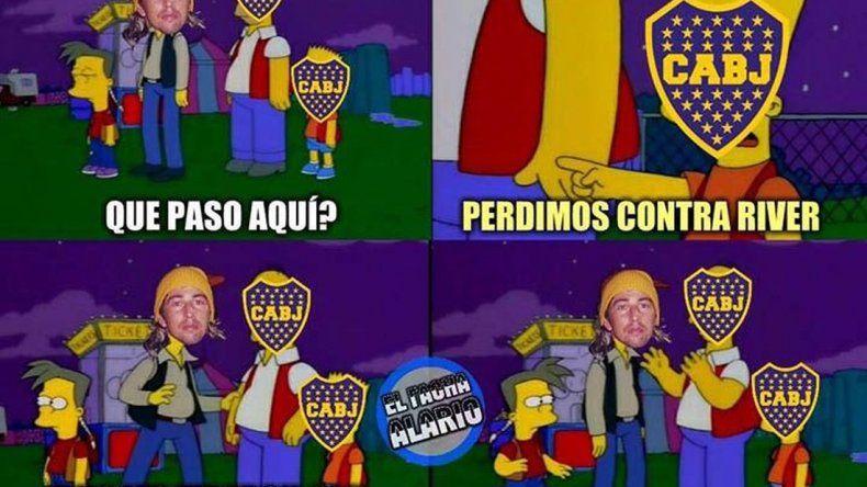 Los mejores memes de la victoria de River ante Boca