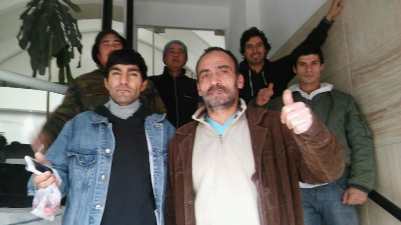 Los vecinos de Caleta Córdova reclaman en el Concejo