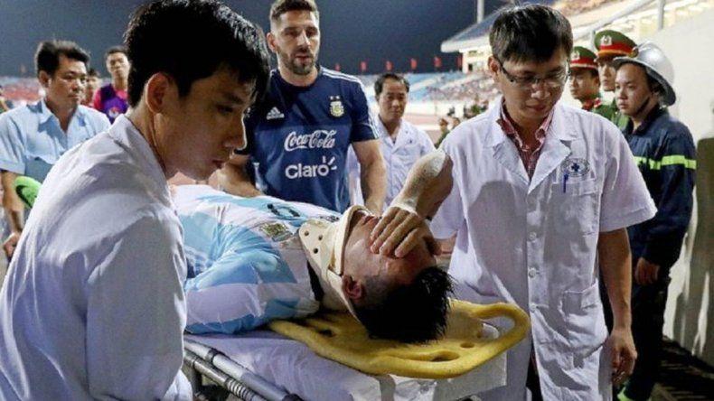 Lautaro Martínez se pierde el Mundial Sub-20