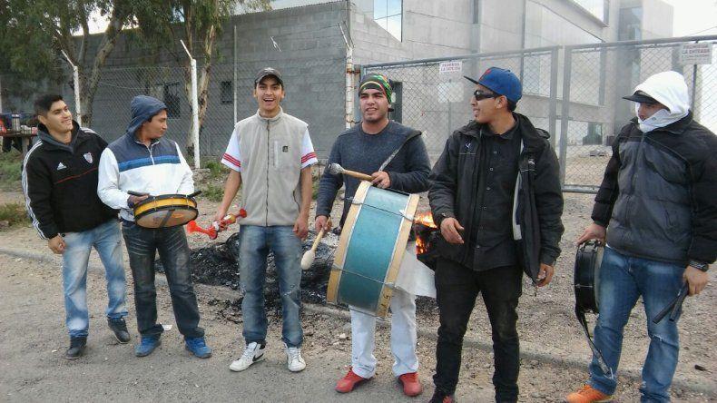 Trabajadores de la Metalúrgica Cavión suspendieron las medidas