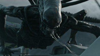 Alien: Covenant en Cine Coliseo