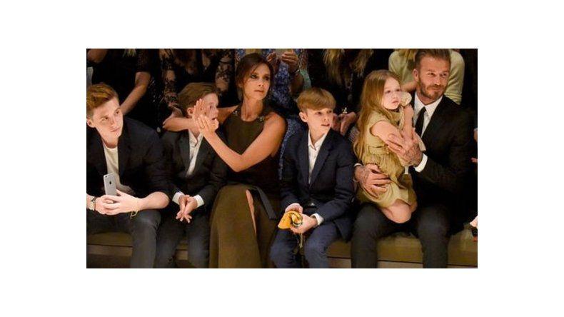 El millonario regalo de Beckham a Victoria por los 20 años de casados