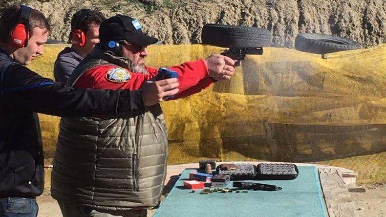 El tiro deportivo volverá a competir en el polígono General Enrique Mosconi.