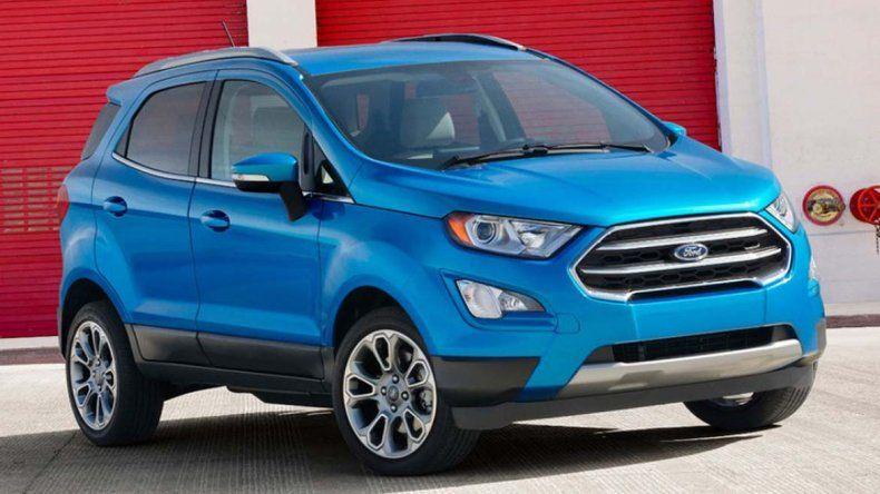 La Nueva Ford EcoSport se presenta en junio