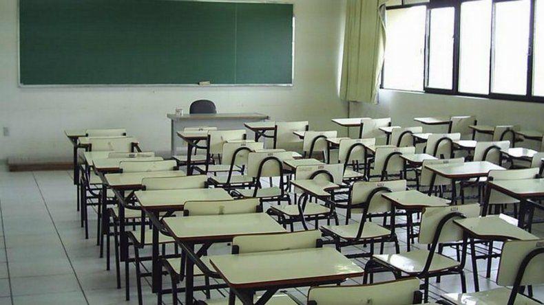 Son 30 las escuelas que seguirán sin clases por el paro de auxiliares