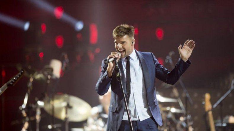El apoyo de Ricky Martin a una argentina que lucha contra el cáncer