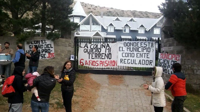 Foto: Martín Pérez/El Patagónico.