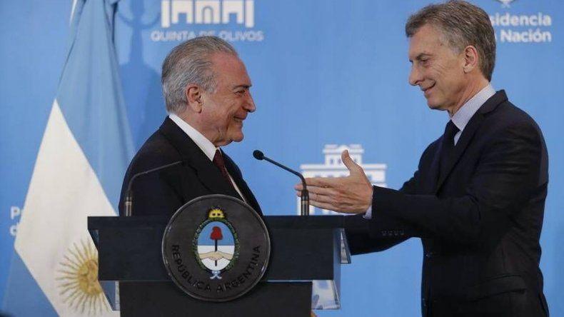 Veo la situación de Brasil con preocupación, pero confío en sus instituciones
