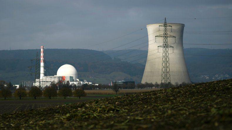 La central atómica de Leibstad