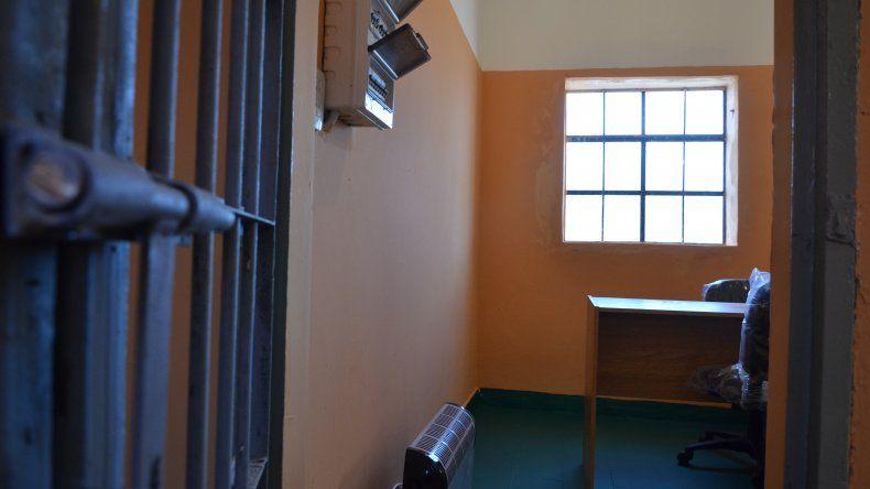 La alcaidía sigue siendo el único lugar de detención con escolarización en Comodoro Rivadavia.