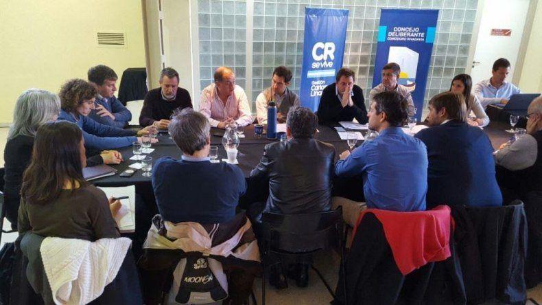 Continúan las reuniones en torno a la reconstrucción de Comodoro