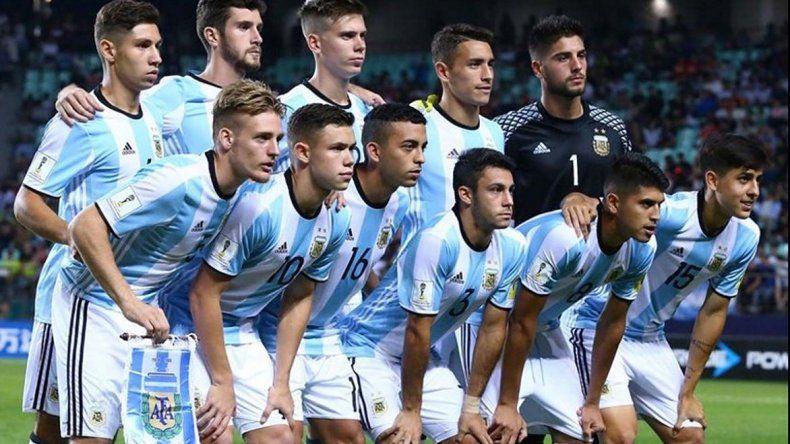 La selección argentina Sub 20 quedó muy complicada en el Mundial de Corea.