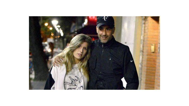 Fuertes rumores de reconciliación entre Laurita Fernández y Fede Hoppe