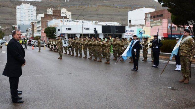 Comodoro tendrá un aniversario de la Revolución de Mayo austero