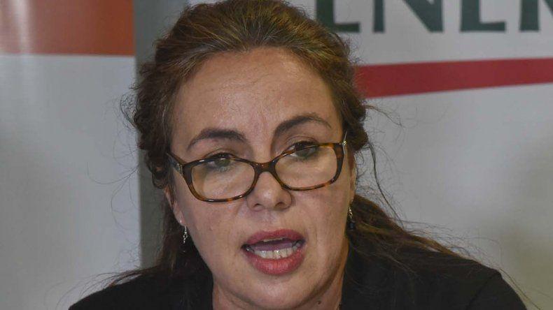 Gabriela Zuñeda.