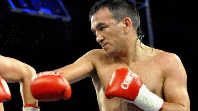 Omar Narváez volverá a pelear en agosto y será por un título de la categoría Gallo.