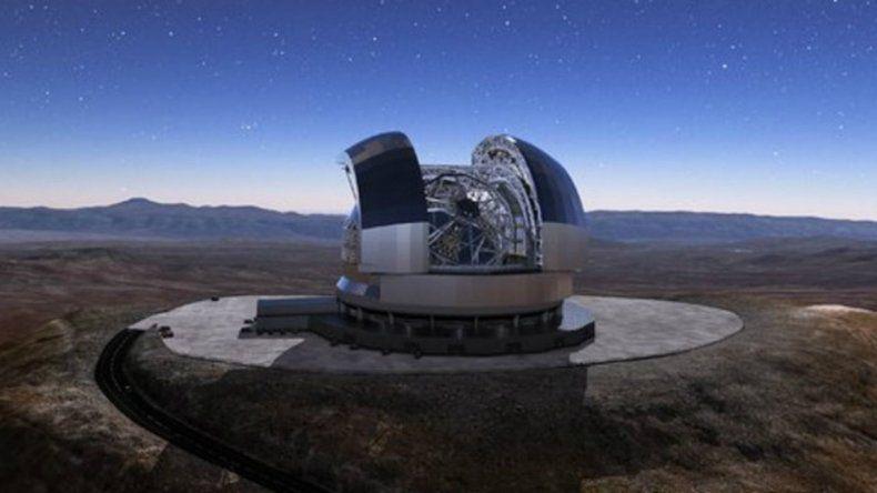Comienza la construcción del mayor telescopio del mundo
