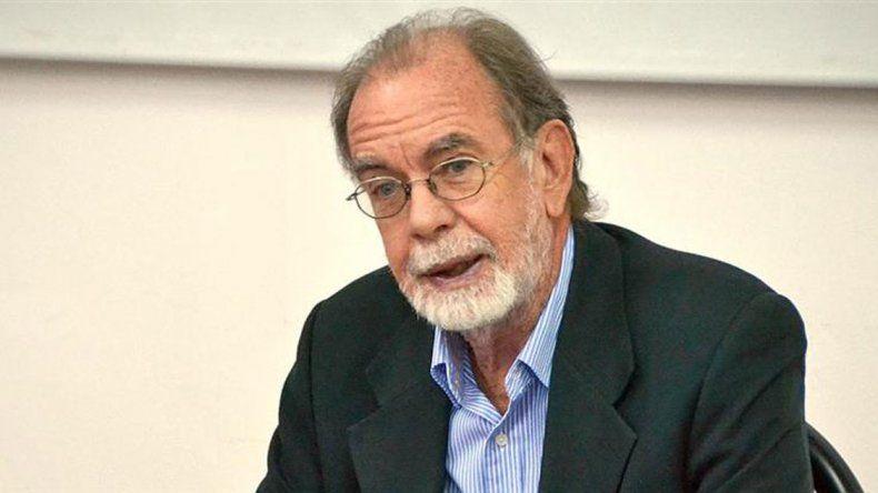 Javier González Fraga ponderó el rumbo económico propuesto por el Gobierno.