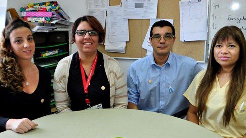 Profesionales de la medicina se reunieron el viernes en el Centro de Salud del barrio Mar del Plata para analizar el desarrollo de una nueva campaña de concientización sobre donación de órganos.
