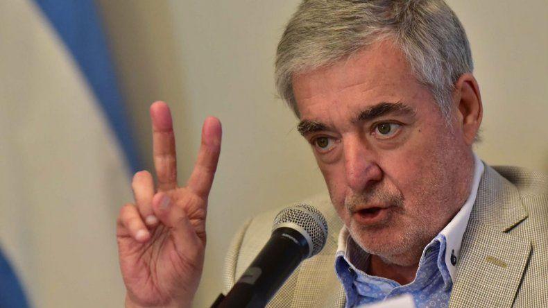 El gobernador Das Neves anunció que acordó con Marcos Peña una agenda de trabajo entre Provincia y Nación.