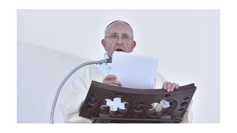 Bárbaros: el mensaje del papa Francisco tras la ola de atentados