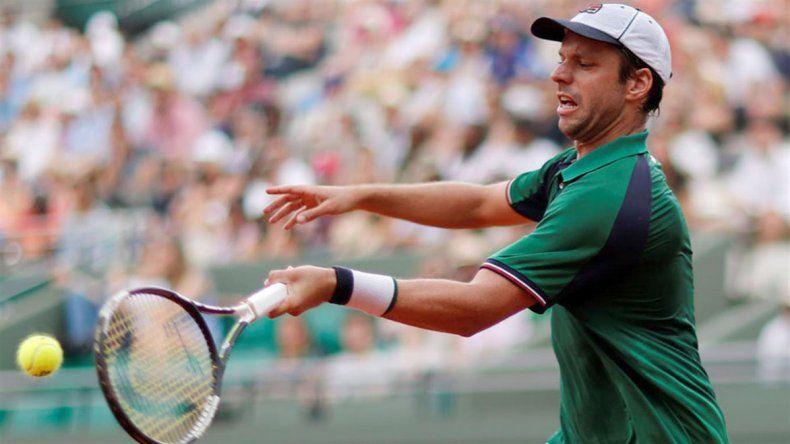 El marplatense Horacio Zeballos pasó con éxito la primera ronda de Roland Garros.