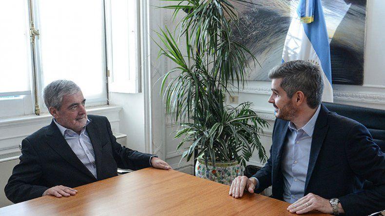 Mario Das Neves y Marcos Peña encabezarán el encuentro de ministros que se realizará mañana en Casa Rosada.