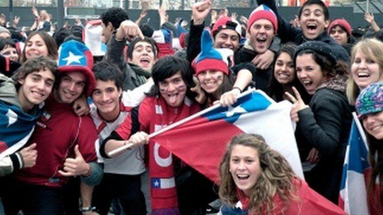 Chile es el país donde más creció la inmigración