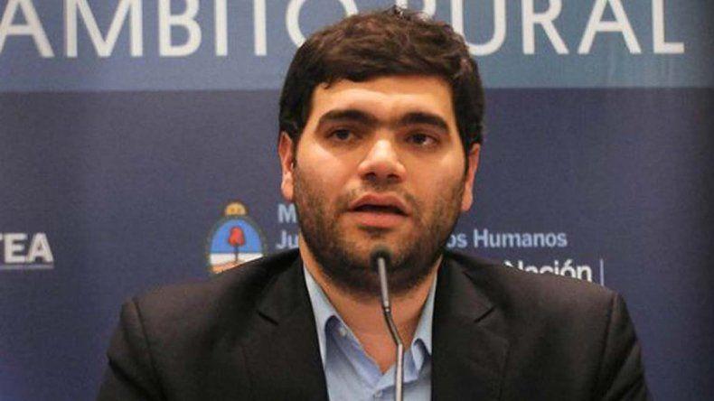 El fiscal federal Franco Picardi avanza en la investigación sobre los sobornos de Odebrecht.