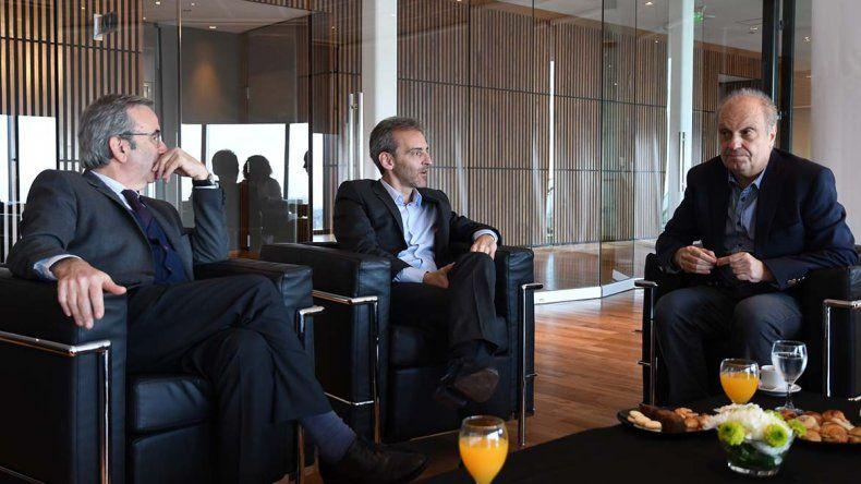 Hernán Lombardi presentó la nueva grilla de la TDA.