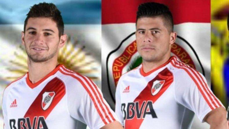El delantero Lucas Alario y el defensor Jorge Moreira podrán estar a disposición de Marcelo Gallardo para el partido de mañana en Tucumán.