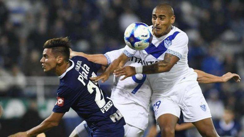 Vélez no pudo con Quilmes y la fecha se fue con un empate