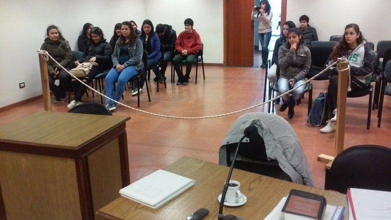 El programa Fiscalía abierta fue declarado de interés educativo