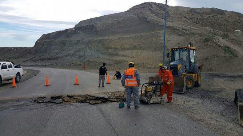 Cerrarán el camino Centenario por tres días