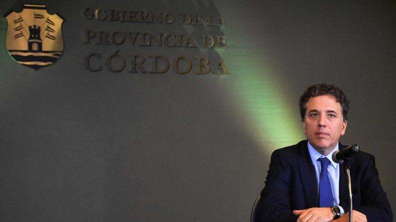 Dujovne quedó envuelto en una confusa discusión con el INDEC por Córdoba.